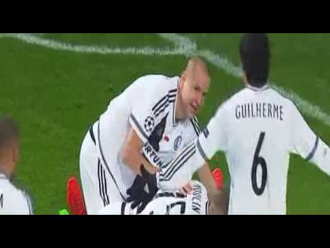 Download Legia vs Real Madrid 2-2 Radovic Goal 2016