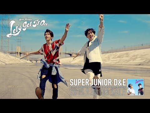 SUPER JUNIOR-D&E / 「Let's Get It...