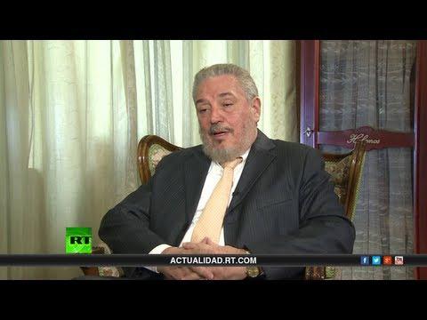 Entrevista con Fidel Castro Díaz-Balart, el hijo mayor de Fidel Castro