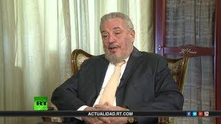 Repeat youtube video Entrevista con Fidel Castro Díaz-Balart, el hijo mayor de Fidel Castro