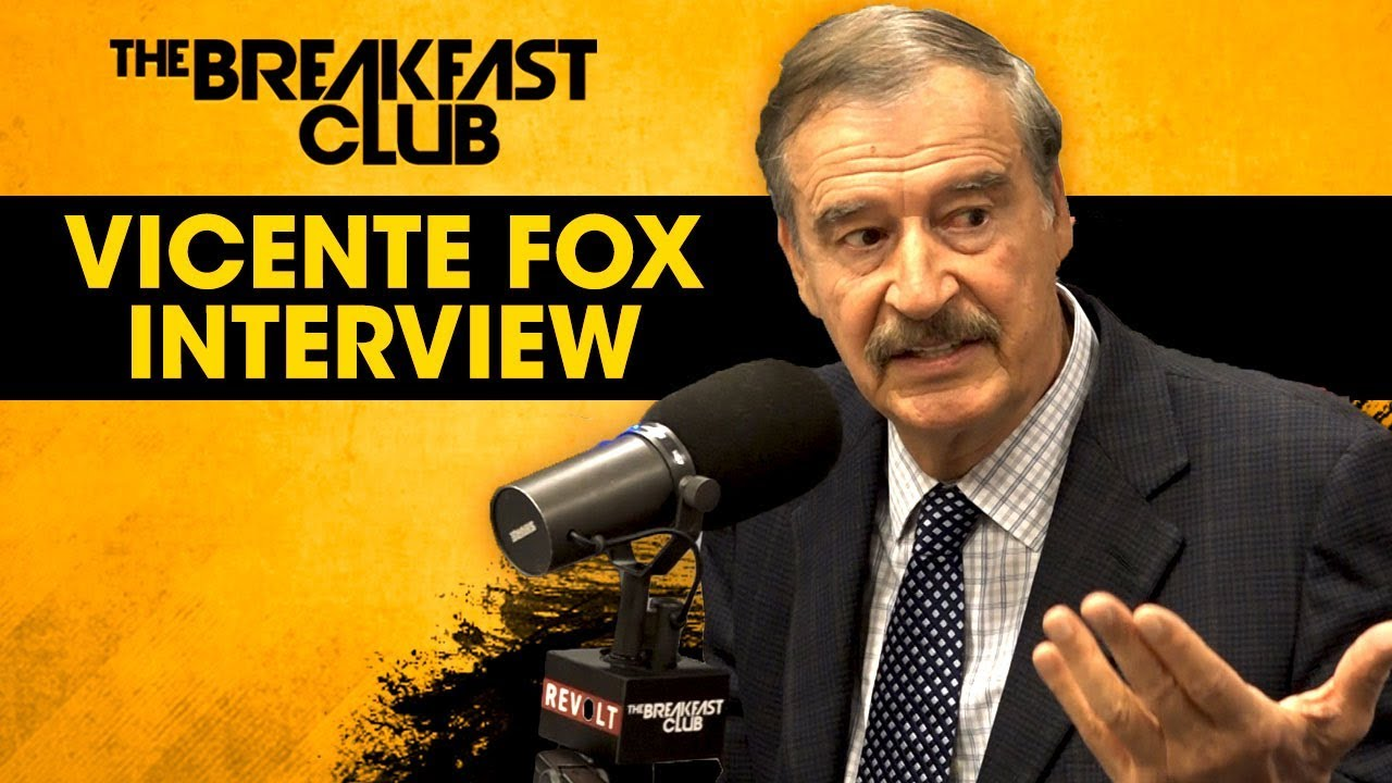 Former President of Mexico Talks Politics and President Trump