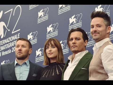 Black Mass Press Conference 72nd Venice Film Festival 2015 F