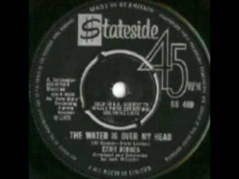 Eddie Hodges - The Water Is Over My Head