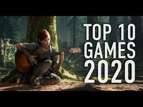 Топ 10 Игр 2020. В это будут играть ВСЕ!