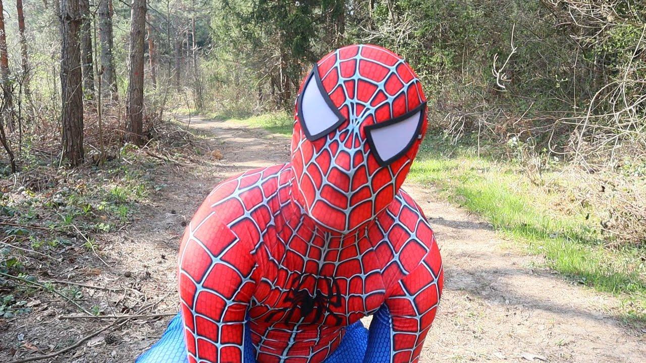 Spider-Man u Stvarnom Zivotu