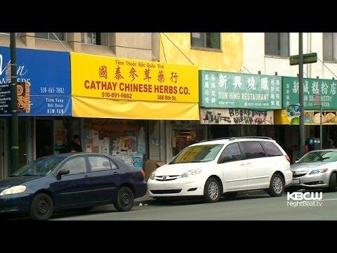 Oakland Chinatown Businesses Struggle After Minimum Wage Hike