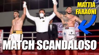 MATTIA FARAONI VS FRANCESCO VERSACI | MATCH SCANDALOSO! 😡