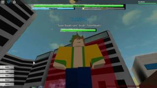 Toon Plays: ROBLOX | One Hit Man Unleashed: Slow Start