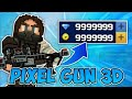 Pixel gun 3D 2020 Bug atualizado do clã !! (Dinheiro,nivel, troféus,tudo infinitos)
