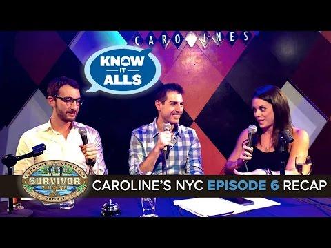 Rob Has A Podcast Survivor Know It Alls | CBS Millennials vs Gen X KIA Ep 6 Recap | Caroline's NYC