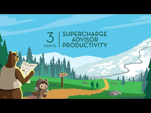 Einstein Analytics for Financial Services: 3 Steps to Supercharge Advisor Productivity