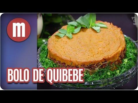 Bolo de quibebe - Mulheres (26/04/17)