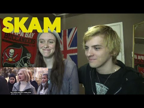 Skam - Season 1 Episode 7 (REACTION) 1x07 With Natalie