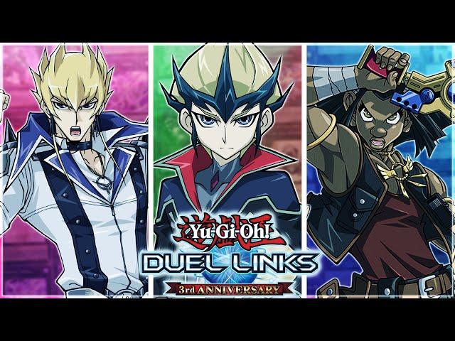Yu-Gi-Oh! Duel Links | HUGE UPDATES! KITE TENJO EVENT! NEW XYZ MONSTERS! AXEL UNLOCK & 5D'S RETURNS!