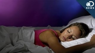 Why Do We Twitch Before Falling Asleep?
