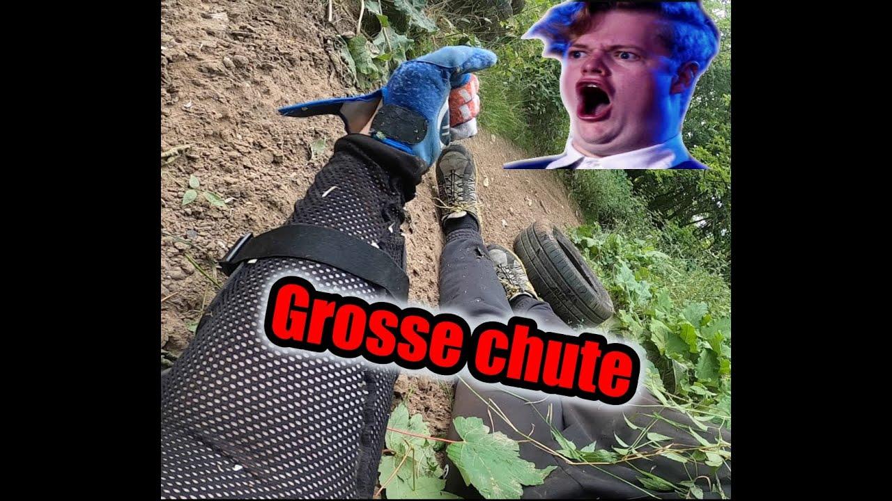GROSSE CHUTE EN 85 SX
