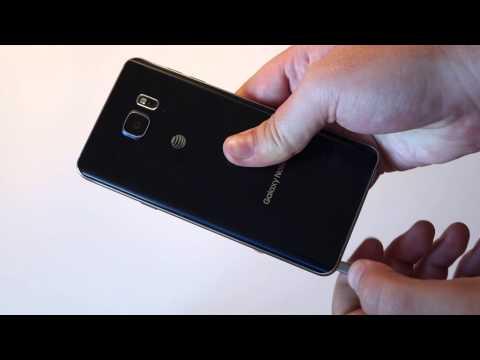 عيوب في تصميم هاتف Galaxy Note 5 يمكن أن تسبب تلف الجهاز