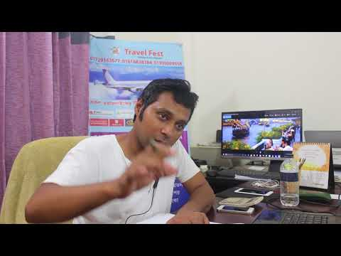 How to get Thailand Tourist Visa for Bangladeshi Citizen's people || It's easy syst