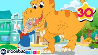 Download The Dino Hero | Morphle | How To Nursery Rhymes | Fun Learning | ABCs And 123s Mp3 and Videos