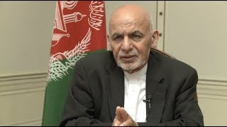 Afghan President Expects More Cooperation among SCO Members