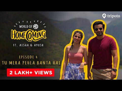 Homecoming | S01E04 | Tu Mera Pehla Bantai hai! | Ft. Aisha Ahmed & Ayush Mehra