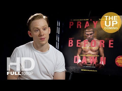 Joe Cole interview on A Prayer Before Dawn and filming the more violent scene