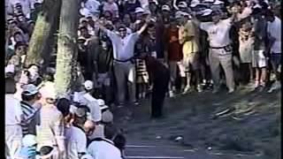 Bob May vs. Tiger Woods - 2000 PGA Championship Playoff