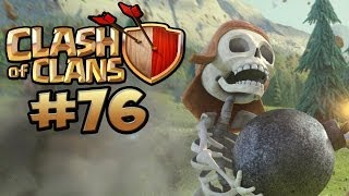 CLASH OF CLANS #76 - XL Folge - Base umbauen ★ Let's Play Clash of Clans