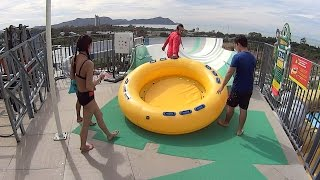 Omnitrix Water Slide at Cartoon Network Amazone Waterpark thumbnail