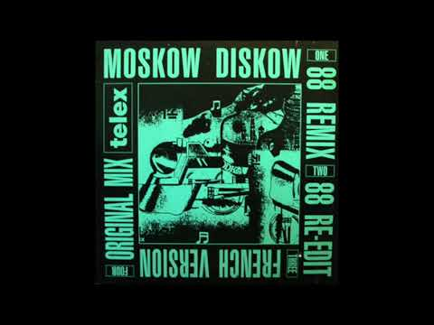 Telex  Moscow Diskow Extended French Version  1979  1988