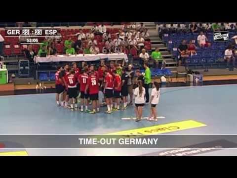 handball-//-men's-youth-world-championship:-bronze-medal-match-germany---spain