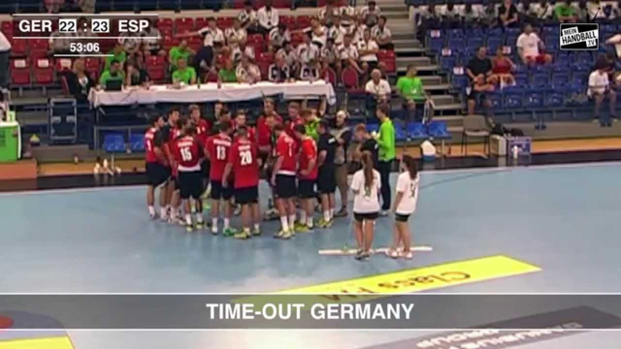 Handball // Men's Youth World Championship: BRONZE MEDAL ...
