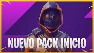 NEW START PACK DEVELATED - FORTNITE