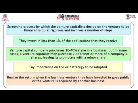 Equity financing and debt financing (BSE)