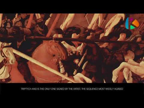 Famous Paintings - The Battle Of San Romano - Wiki Videos By Kinedio