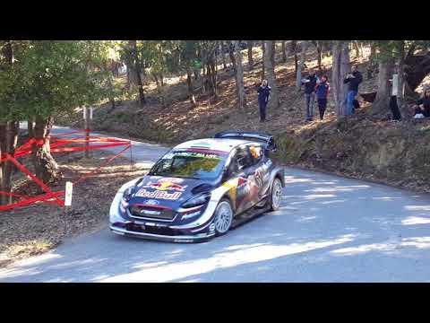 WRC Tour de Corse 2018 ES1