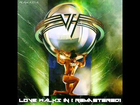 VAN HALEN ♠ LOVE WALKS IN (Remastered) ♠ HQ