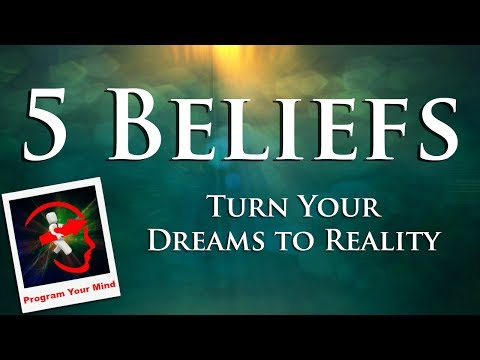 Belief System for Success | VED | [Hindi]