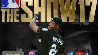 MLB The Show17 Road to the Show Daniel Noriega #6