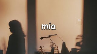 Bad Bunny - Mia (Lyrics / Letra) ft. Drake