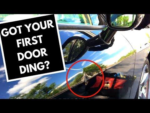 GOT YOUR FIRST DOOR DING?
