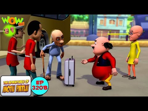 Motu ki Madad - Motu Patlu in Hindi - 3D Animation Cartoon - As on Nickelodeon