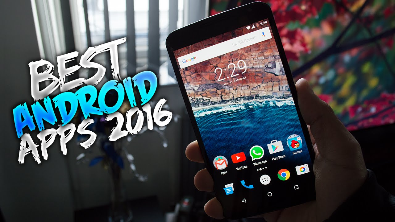 best android apps and games february 2016 top 5 android apps 2016 youtube. Black Bedroom Furniture Sets. Home Design Ideas