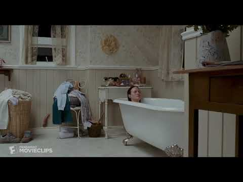 scary moment in bathroom  Short movie sceen