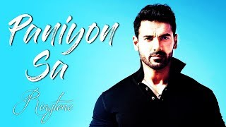 Paniyon Sa Ringtone Download Mp3 | Hindi Song Ringtone | Atif Aslam Ringtone