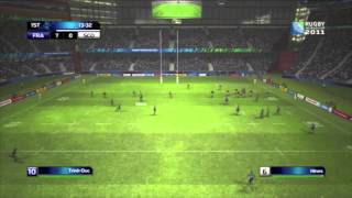 Rugby 08!! The Best Rugby Game of All Time!!!!