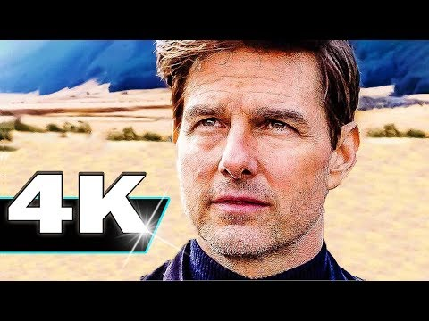 MISSION IMPOSSIBLE 6 Official Trailer (4K ULTRA HD) Tom Cruise Action Movie HD