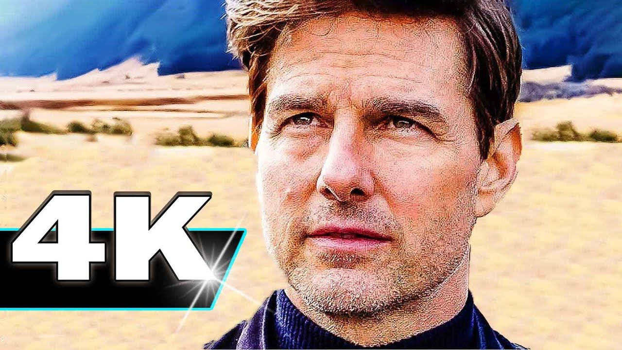 mission impossible 6 official trailer (4k ultra hd) tom cruise