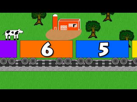 Thumbnail: Vids4kids.tv - Timmy's Number Train