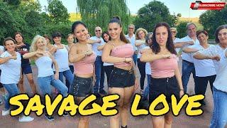 SAVAGE LOVE    Jason Derulo   Dance TikTok Challenge    balli gruppo   Baile en linea   COREOGRAFIA